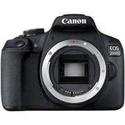 Canon EOS 2000D 24.1M (Body Only), A