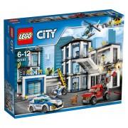 Lego City Esquadra de Polícia LEGO 60141Multicolor- TAMANHO ÚNICO
