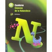 Cuaderno Ciencias Naturaleza 2ºprimaria. Superpixepolis