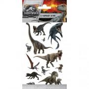 Dínós - Jurassic World tetoválás matrica