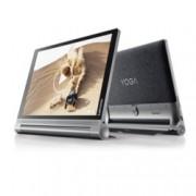 "Таблет Lenovo Yoga Tab 3 Plus(ZA1R0013BG)(сребрист), 10.1"" (25.65 cm) WQXGA IPS LED Display, осемядрен Snapdragon 652 1.8GHz, 3GB RAM, 32GB Flash памет (+ microSD слот), 13.0 & 5.0 Mpix камера, Android, 637g"