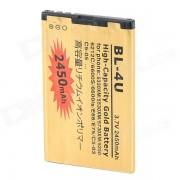 Bateria del li-ion de BL-4U-GD 3.7V 1200mAh para nokia 3120 classic / 5530 xpressmusic + mas - de oro