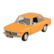 Welly 1:24 Die Cast BMW, Orange