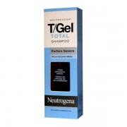 Johnson & Johnson Spa Neutrogena T/Gel Total Shampoo Forfora Severa 130ml