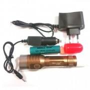 Lanterna Led 3W cu conuri de semnalizare Small Sun ZYR818
