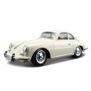 Bburago 1:24 Porsche 356B Coupe (1961), Ivory