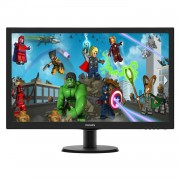 MONITOR PHILIPS 273V5LHSB - LED - 27'/68.6CM - FULLHD - 1920X1080 - SMART CONTROL LITE - 300 CD/M2 - 5MS - 10M:1 - VGA - HDMI - NEGRO