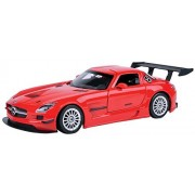 Motormax Mercedes-Benz SLS AMG GT Red 73356