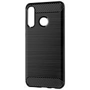 Epico Carbon tok Huawei P30 Lite készülékhez, fekete