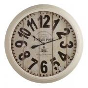 Oak Furnitureland Clocks - Blake Wall Clock - Oak Furnitureland