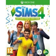 Joc The Sims 4 Deluxe Party Edition Xbox One