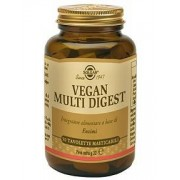 SOLGAR IT. MULTINUTRIENT SpA VEGAN MULTI DIGEST 50TAV SOLGAR