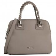 Дамска чанта LIU JO - S Satchel Double Zip N69141 E0087 Corda 30403