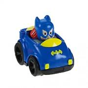 Fisher Price Little People DC Super Friends Wheelies Batgirl