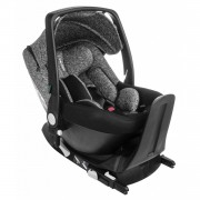 Be Cool Silla de Coche Be Cool One Solid Melange + Base I-Size