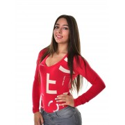 Retro Jeans női body KENDA BODY 21K064-H18C060