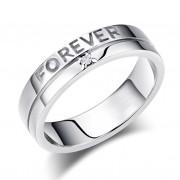 Inel Borealy Aur Alb 18 K Natural Diamond Men s Style Forever