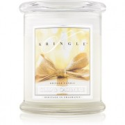 Kringle Candle Gold & Cashmere lumânare parfumată 411 g