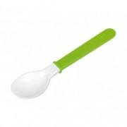 CANPOL baby kašičica za hranjenje soft-zelena 2/938