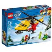 Lego Klocki konstrukcyjne LEGO City Helikopter medyczny
