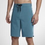 Boardshort Hurley Phantom JJF 4 51 cm pour Homme - Bleu
