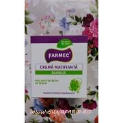 FARMEC Cremă-gel matifiantă cu Bambus