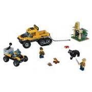 60159 Legoâ® City Misiune In Jungla Cu Autoblindata