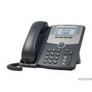 Phone, Cisco SPA508G, 8-Line, IP Phone With Display, PoE and PC Port