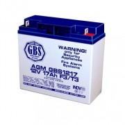 Acumulator etans VRLA A0058604 12V,17A (VRLA)