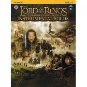 Warner The Lord of the Rings Trilogy for Trombone inkl.CD Play-Along