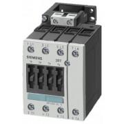 3RT1336-1AF00 , CONTACTOR 4 POLI ,110 V/AC , GABARIT S2 , 55A , 36kW/400V