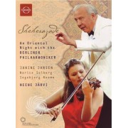 Video Delta Sheherazade - An oriental night with The Berliner Philharmoniker - DVD