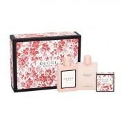Gucci Bloom confezione regalo eau de parfum 100 ml + sapone 100 g + olio corpo 100 ml donna