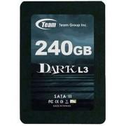 Disco SSD Team Group 240Gb DARK L3 -520R/300W Preto
