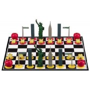 Big League Promotions New York City Chess by Big League Promotions