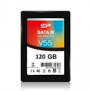 120GB-Silicon-Power-SSD-V55-SATA3-7mm-2-5-Black-sa-adapterom-2-5-na-3-5-