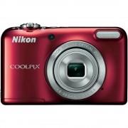 Nikon Compacto Nikon COOLPIX L29 Rojo