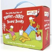 The Little Red Box of Bright and Early Board Books, Hardcover/P. D. Eastman