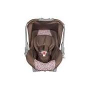 Bebe Conforto Tutti Baby Nino Marrom e Rosa Onca 0 A 13kg