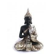 Thaise Namaste Mudra Boeddha Dierenurn (0.3 liter)
