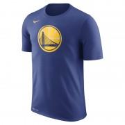Golden State Warriors Nike Dry Logo NBA-T-Shirt für Herren - Blau