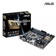ASUS B150M-AD3 Intel LGA1151 Multi-functional Motherboard