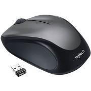 Logitech Wireless Mouse M235 fekete-ezüst