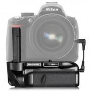 Neewer Verticale Ontspanknop Batterij Grip Werk met EN-EL9/EN-EL9A Ion Batterijen voor Nikon D5000 DSLR Camera