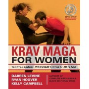 Krav Maga for Women: Your Ultimate Program for Self Defense, Paperback