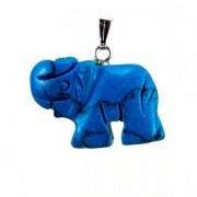Elefánt medál - türkinit
