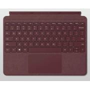 """Microsoft Kcs-00050 Cover Con Tastiera Per Tablet Fino A 12.3"""" Compatibile Con Surface Go Type Colore Burgundy - Kcs-00050"""