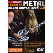 Roadrock International Lick Library: Learn 50 Killer Metal Licks 2 DVD