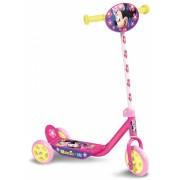 Disney Mickey Mouse 3 wiel kinderstep Meisjes Roze/Geel