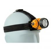Lampada Da Testa Rexer Led Cob 2w 120 Lumen Con Fascia Frontale Inclusa